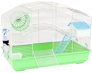 Sagittarius Hamster Cage Large 41x58x32cm by liberta