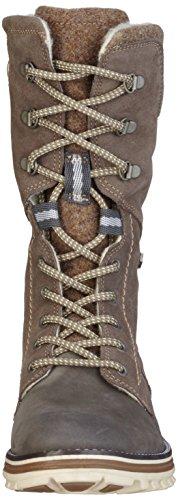 Tamaris 26269, Sneaker Haute Femme Marron (Taupe Comb 344)
