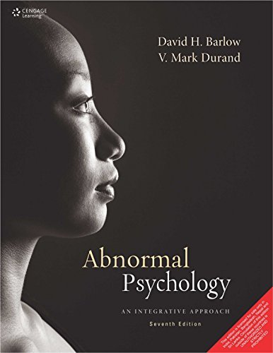 Abnormal Psychology: An Integrative Approach 7th Edition by David H Barlow (2014-12-24)