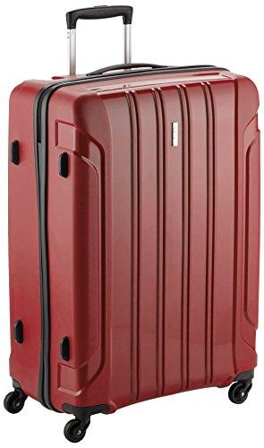 Travelite Valise Colosso Avion 4 Roulettes L 76 cm 112 L (Rouge) 82630
