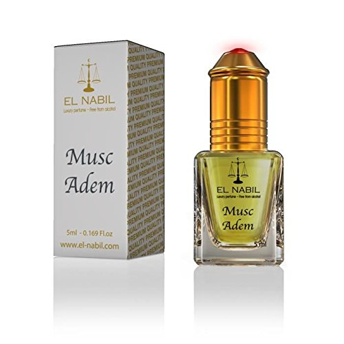 EL NABIL - MUSC ADEM 5ml - LOT DE 6