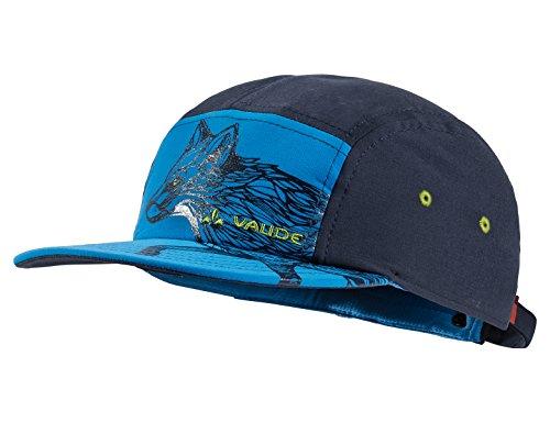 VAUDE Unisex-Kinder Kids Tammar Baseball Cap Kappe, Radiate Blue, M