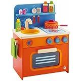 Sevi Tilly - 182270 - Juguetes Preescolar - Cocina con Horno
