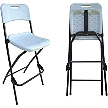 chaise de bar pliante. Black Bedroom Furniture Sets. Home Design Ideas