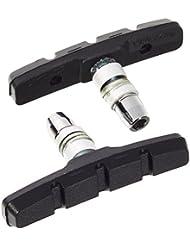XLC Bremsschuhe V-Brake BS-V01 2er Set 70 mm, schwarz, 2500383100