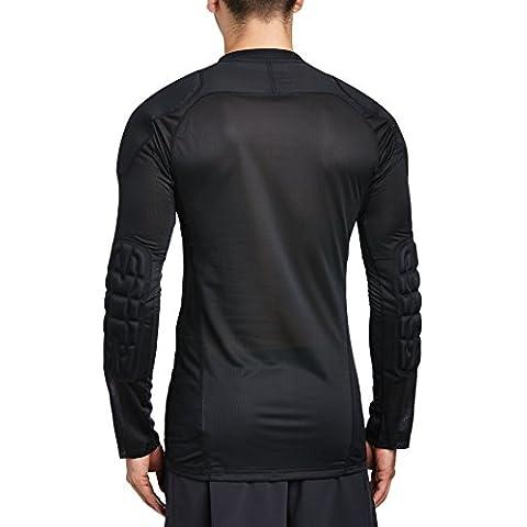 adidas GK UNDERSHIRT - Camiseta para hombre, color dorado / negro, talla M