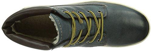 Tamaris 26214, Scarpe sportive a collo alto Donna Multicolore (Mehrfarbig (Navy/Mocca 809))