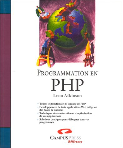 CAMPUSPRESS REFERENCE PROGRAMMATION EN PHP