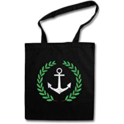 ANCHOR AND WREATH HIPSTER BAG – ancla guirnalda Pablo TV Series Anker und Kranz Escobar Narcos