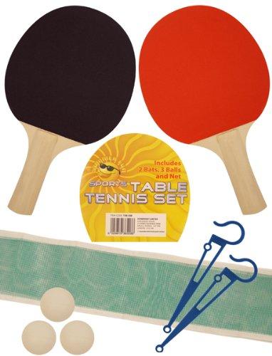 Tischtennisset für 2 Spieler [UK Import]