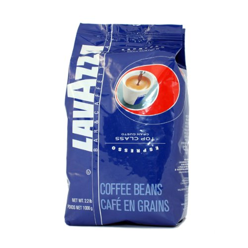 Lavazza Kaffee Espresso Top Class Gran Gusto, ganze Bohnen, 6er Pack, 6 x 1000g