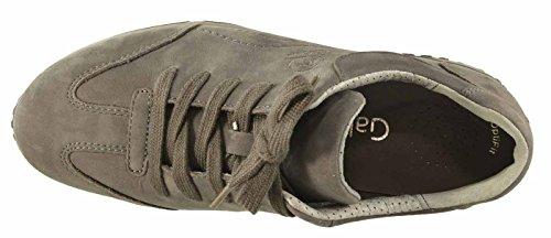 Gabor Shoes 56.347 Damen Sneakers Anthrazit