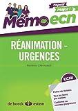 Urgences-Réanimation - Mémo ECN