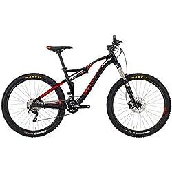"ORBEA Occam AM-Cross-H50 vtt 27,5 "", color naranja y negro de 2016 para bicicleta de montaña para colgar, color negro - negro, tamaño 43.2 cm"