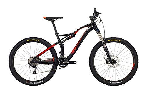 ORBEA Occam AM-Cross-H50 vtt 27,5 ', color naranja y negro de 2016 para bicicleta de montaña para colgar, color negro - negro, tamaño 43.2 cm