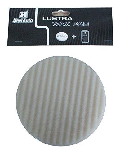 Disque mousse blanche spécial lustreur Lustrawax - 150 MM ABEL 018040