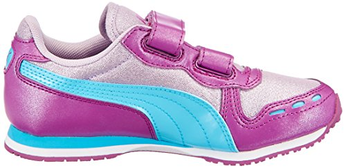PURPLE BASKETS PUMA 359970-01 Violet