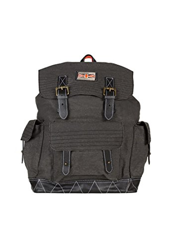 Superdry Rookie Scoutpack Hombre Backpack Negro