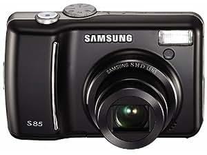 Samsung S85 Digitalkamera ( 8 Megapixel, 5-fach opt. Zoom, 6,4 cm (2,5 Zoll) Display) schwarz