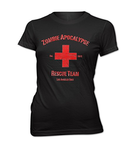 Zombie Damen Fun T-Shirt