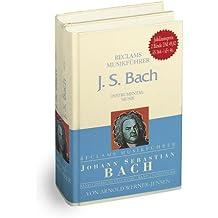 Reclams Musikführer, Johann Sebastian Bach, 2 Bde.
