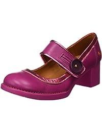 Art 0089 Memphis Bristol, Zapatos de Tacón con Punta Cerrada para Mujer
