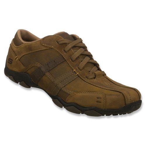 Skechers Diameter Vassell, Chaussures de ville homme Braun (Dsch)