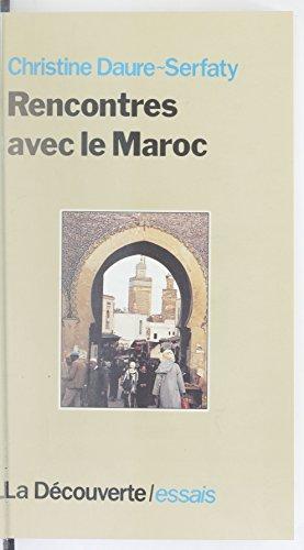 Livres gratuits en ligne Rencontres avec le Maroc pdf ebook