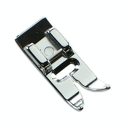 Sewfect Metal Zigzag Foot Snap-on Type for Automatic Sewing Machines...