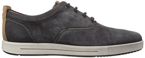Ecco Eisner Herren Sneakers Grau (Black/Lion Kara/Sambal59075)
