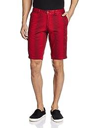 The Indian Garage Co. Men's Cotton Shorts - B01HZMJ6K0