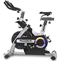 BH Fitness - Bicicleta Indoor spada II (Reacondicionado Certificado)