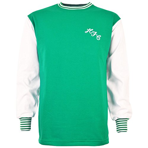 Toffs Hibernian 1965-1972 Retro Football Top