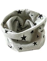 Koly® Invierno del bebé de la bufanda de cuello; Algodón Pañuelos