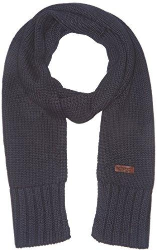Pepe Jeans New Ural Scarf, Sciarpa Uomo, Blu (Navy), Taglia unica