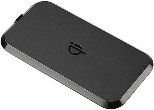 Kit Basic Qi Slim Compatto Wireless Bluetooth Portatile Ricarica Pad Caricatore con LED Luce Funziona con Tutti i Attrezzatura con Qi-capacità