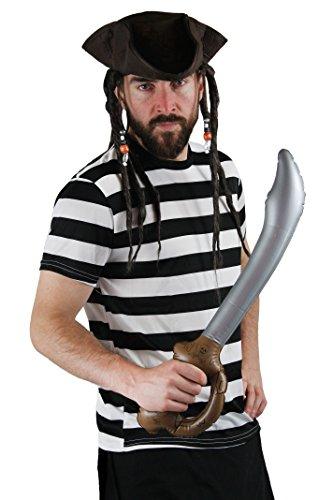 - Blackbeard Piraten Der Karibik Kostüm