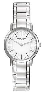 Pierre Cardin Reloj Analogico para Mujer de Cuarzo con Correa en Acero Inoxidable PC108112F04 de Pierre Cardin