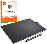 CorelDraw Home & Student Suite X8 inkl. Grafiktablett One by Wacom