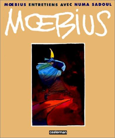 Entretiens avec Moebius par Moebius