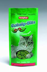 Beaphar Catnip Bits Cat Treats from Beaphar
