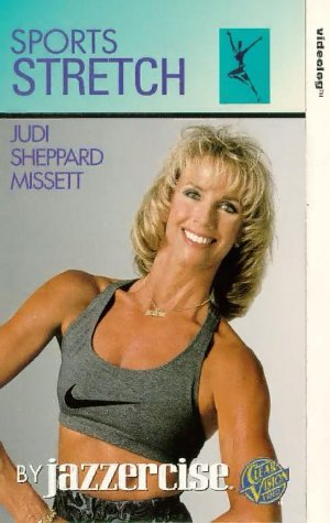 jazzercise-sports-stretch-vhs-uk-import