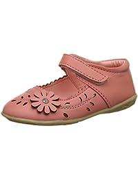 Bubblegummers Unisex Andrew Pink Indian Shoes - 4 Kids UK/India (22 EU)(1615681)