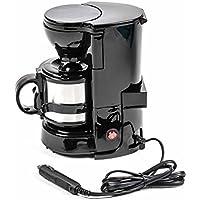 Kaffeemaschine mit Transportsicherung, Wand-Halterung und Dauerfilter, 0,5 l, 24V/300W