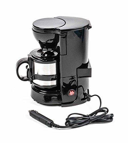 Preisvergleich Produktbild All Ride Kaffeemaschine mit Transportsicherung,  Wand-Halterung und Dauerfilter,  0, 5 l,  24V / 300W