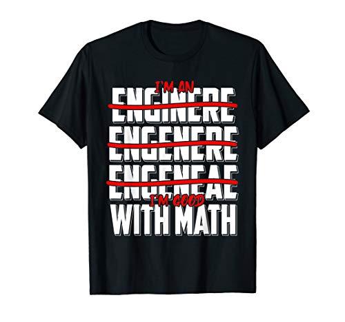 Herren Engineer Ingenieur Ingenieurwissenschaft Geschenk Technik T-Shirt