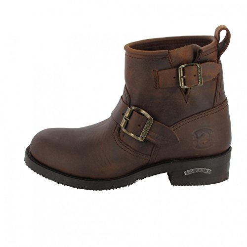 Botines 7004 engineerstiefelette Sendra Colores diferentes 2976 Marrones r1BrxaRw