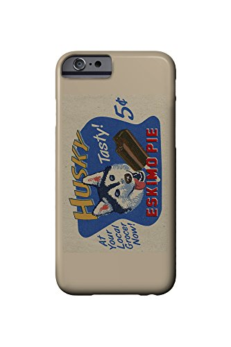 husky-eskimo-pie-retro-ad-iphone-6-cell-phone-case-slim-barely-there