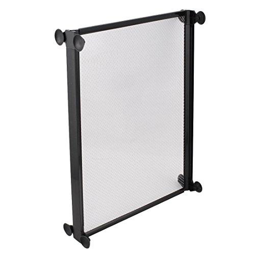 sourcingmap Acquario ventosa di gomma supporto in plastica filtro interno nero trasparente