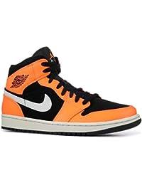 Nike Air Jordan 1 Mid, Zapatillas de Deporte para Hombre
